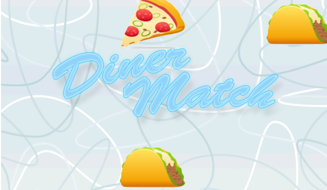 Now on iPhone/iPad: Diner Match