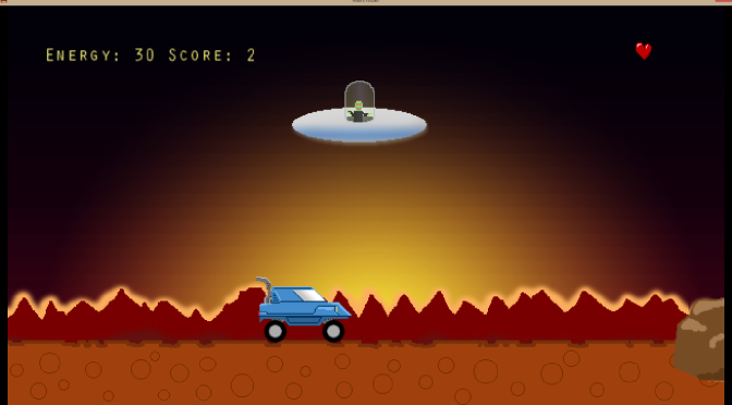 Mars Rider Intermezzo